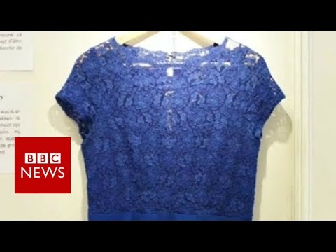 'What I was wearing the day I was raped' - BBC News