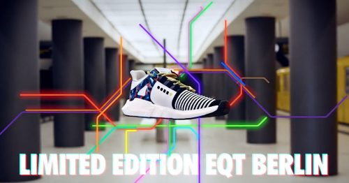 Preview image of BVG X Adidas The Ticket Shoe