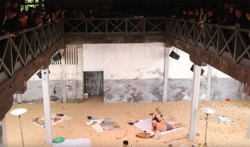 "Preview image of Opera Performance ""Sun & Sea (Marina)"""