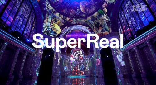 Preview image of SuperReal: The Immersive Experience of your digital Dreams