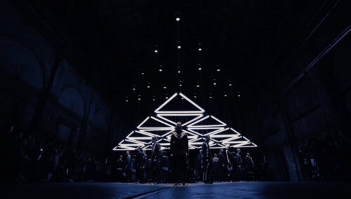 Preview image of Fashion Show: adidas Originals by White Mountaineering