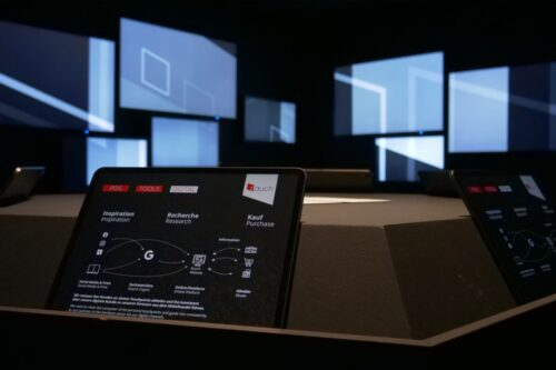 Preview image of Rauch Möbel: Interactive Brand Room