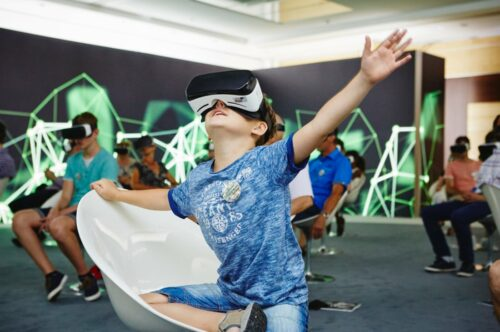 Preview image of Virtual Reality Experience at the Schaeffler Employee Day
