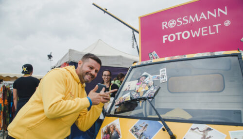 Preview image of Rossmann on Festival Tour 2019