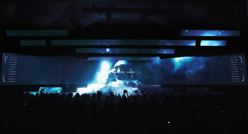 Preview image of Opening Performance of the Turkish Technology Summit 2019
