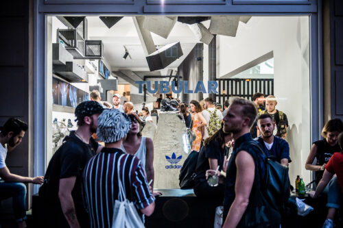 """Preview image of """"Adidas Tubular Gallery"""" Launch Event and Pop-Up Store"""