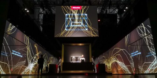 "Preview image of ""Creating New Dimensions"" Miele at Milan Design Week 2018"