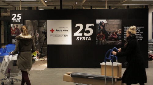 Preview image of 25m2 Syria – Donation Campaign