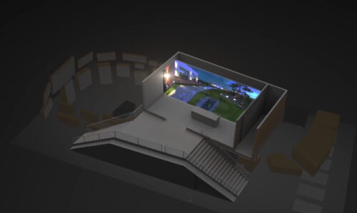 Preview image of SLV Lighting Experience Space