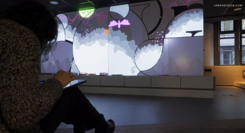 Preview image of CANVAS – Interactive Installation