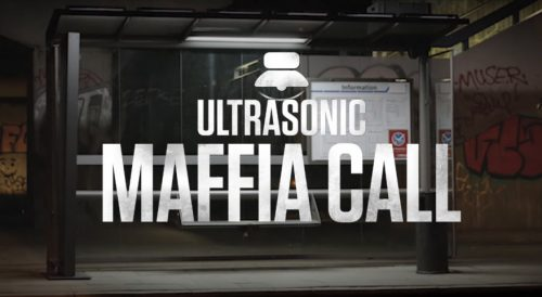 """Preview image of Promotion and Guerrilla Campaign: """"Ultrasonic Maffia Call"""""""