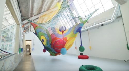 Preview image of Knitted Play Sculptures for Children