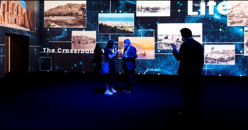 Preview image of Digital Exhibition at Antalya Diplomacy Forum 2021
