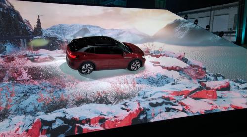 Preview image of Digital World Premiere 2021: Volkswagen ID.4 GTX