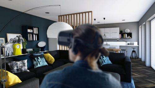 Preview image of IKEA Immerse Virtual Reality App